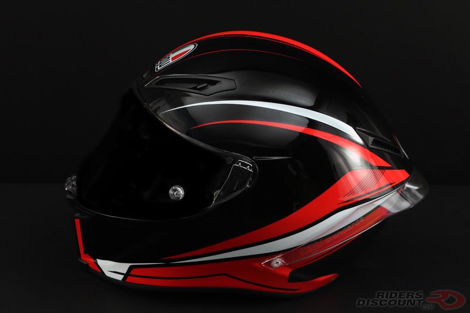 AGV Corsa R Arrabbiata Helmet