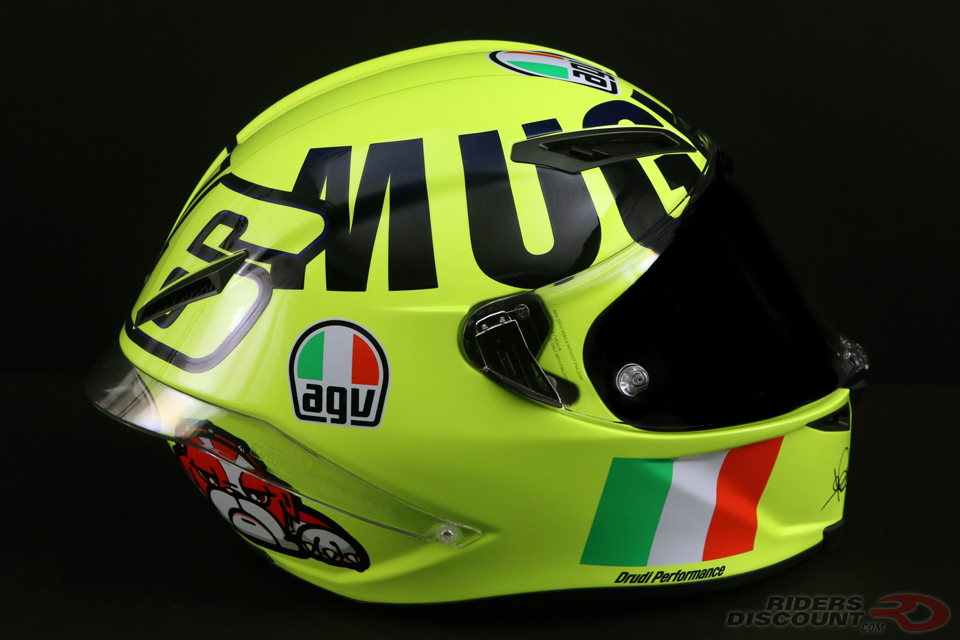 agv limited edition corsa r mugello 2016 helmet honda cbr1000 forum. Black Bedroom Furniture Sets. Home Design Ideas
