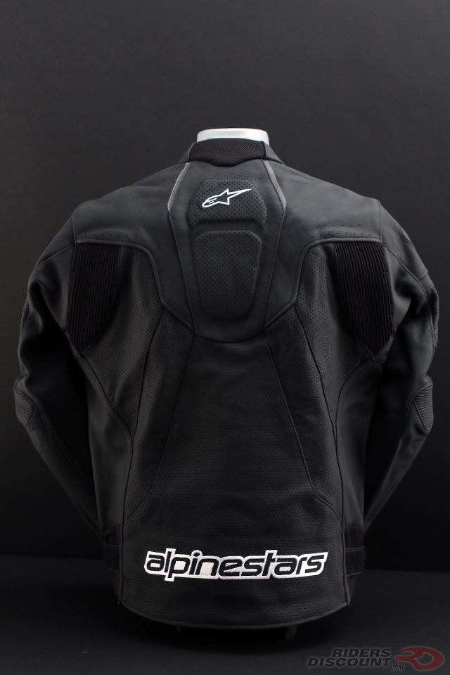Alpinestars leather jacket closeout