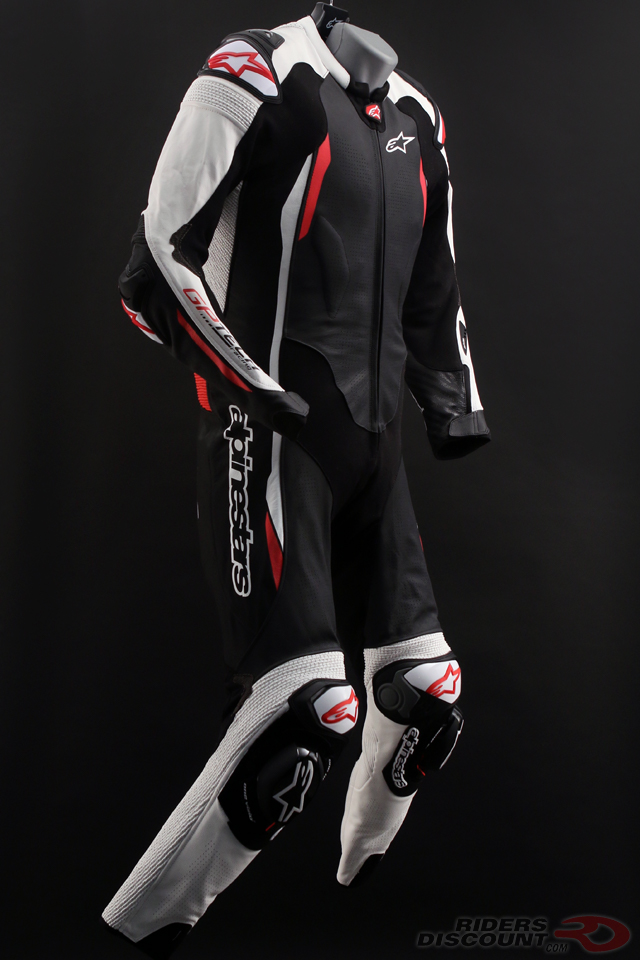 Alpinestars tech 1-r leather jacket