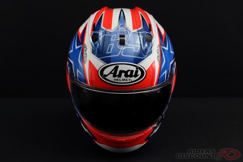68520bd3 Arai Corsair-X Nicky-7 Helmet | 13x Forums