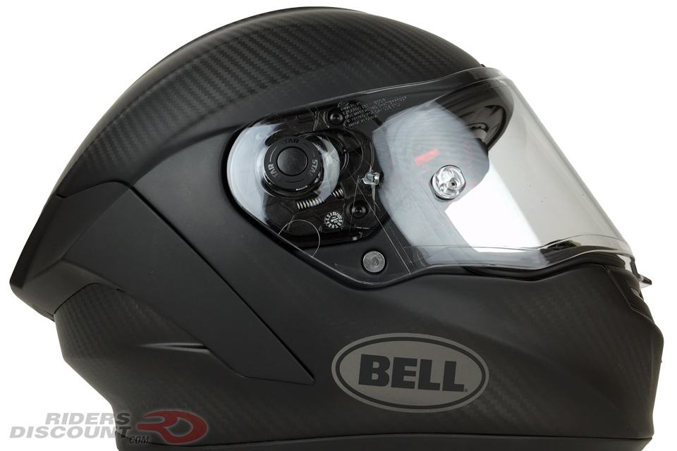 879f3db3 Made with 3K carbon fiber, the Race Star is a lightweight and durable helmet .