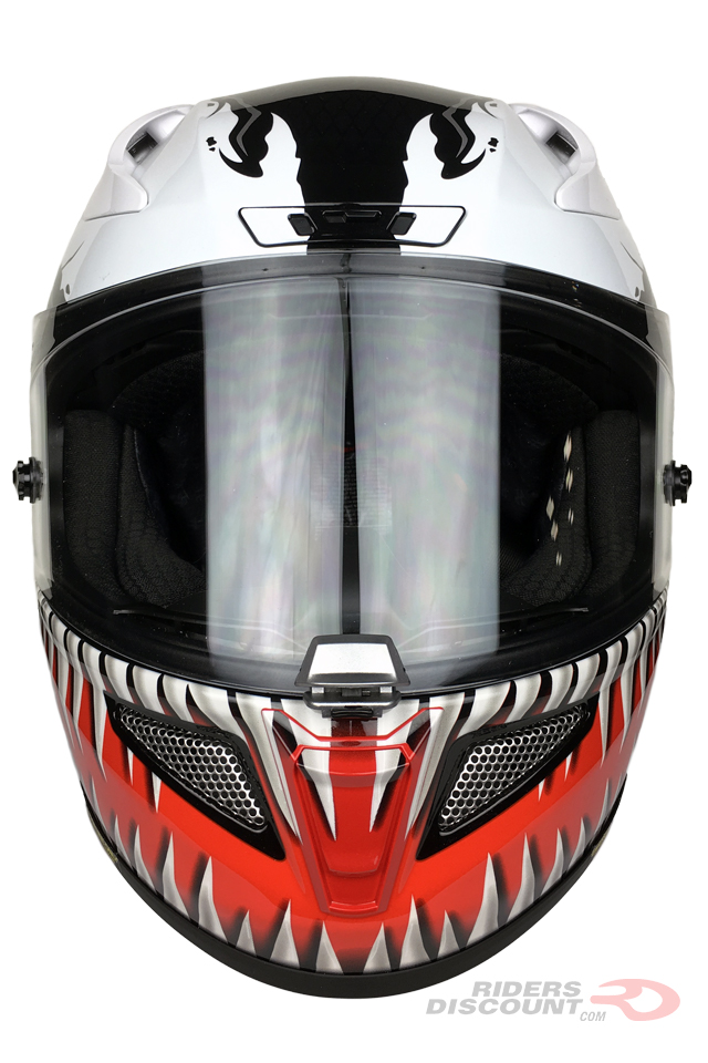 hjc rpha 11 pro marvel venom helmet suzuki gsx r motorcycle forums. Black Bedroom Furniture Sets. Home Design Ideas