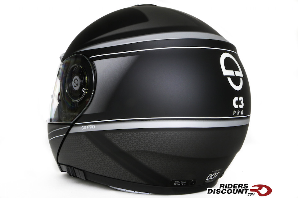 schuberth c3 pro dark classic helmet yamaha r1 forum yzf r1 forums. Black Bedroom Furniture Sets. Home Design Ideas