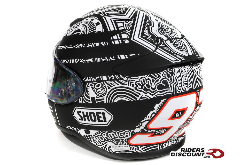 Shoei Rf 1200 Marquez Digi Ant Bmw S1000rr Forums Bmw Sportbike Forum