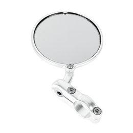 CRG Hindsight Right Side 3 Inch Round Bar-End Mirror Each Silver