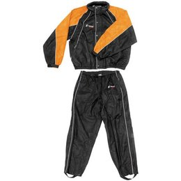 Frogg Toggs Hogg Togg Rainsuit Orange Black