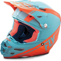 Fly Racing F2 Carbon Rewire Helmet Blue