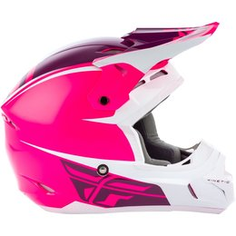 Fly Racing Kinetic Sharp Helmet Pink