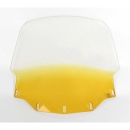Memphis Shades Tall Windshield Yellow For Honda 1500 Goldwing