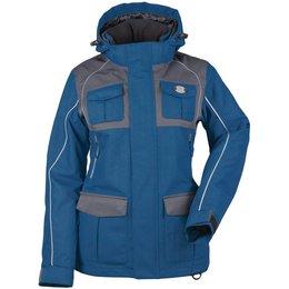 Diva Womens Arctic Appeal Snow Jacket Blue