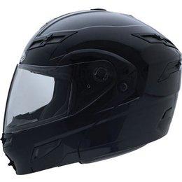 Black Gmax Gm54s Modular Helmet