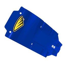 Cycra Skid Plate Speed Armor High Impact Blue For Yamaha YZ125 YZ250 2006-2012