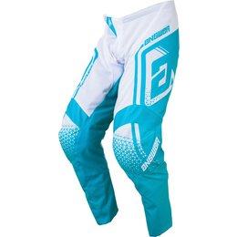 Answer Racing Mens Syncron Air Drift Pants White