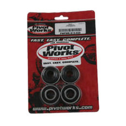 N/a Pivot Works Atv Wheel Bearing Kit Front For Suzuki Ozark