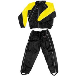 Frogg Toggs Hogg Togg Rainsuit Yellow Black