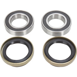 Bearing Connections Front Wheel Bearing/Seal Kit For Yam Grizzly 600/660 99-02