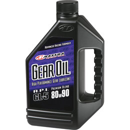 Maxima High Performance Gear Oil 80W-90 1 Liter 43901 Unpainted