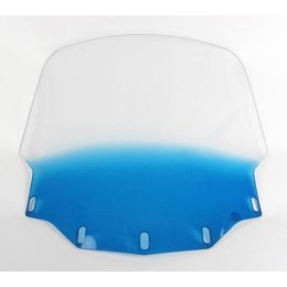 Memphis Shades Tall Windshield Blue For Honda GL1500 Goldwing