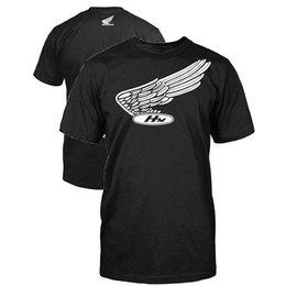 Black Honda Nostalgic T-shirt