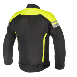 Alpinestars Mens Leonis Drystar Air Textile Jacket Black