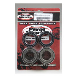 N/a Pivot Works Atv Wheel Bearing Kit Front For Suzuki Kingquad Axi