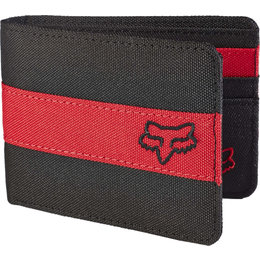 Fox Racing Mens Sturgis Bifold Wallet Black
