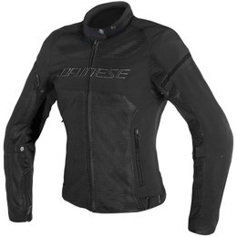 Dainese Womens Air Frame D1 Armored Textile Jacket Black