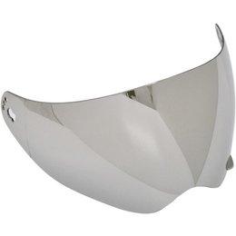 Silver Mirror Afx Fx-37ds Helmet Shield