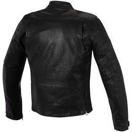 Alpinestars Mens Brera Airflow Armored Leather Jacket Black
