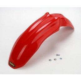 Maier Front Fender Red For Honda XR CRF 80 100 01-09