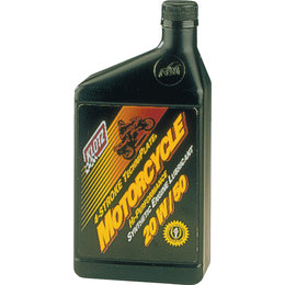 Klotz Motorcycle Techniplate 4-Stroke Synthetic Lubrication 20W-50 32 Oz KL-850 Unpainted