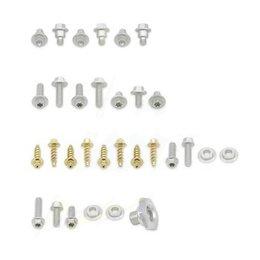 Bolt MC Full Plastics Fastener Kit Steel For KTM 50 SX Mini 50 SX
