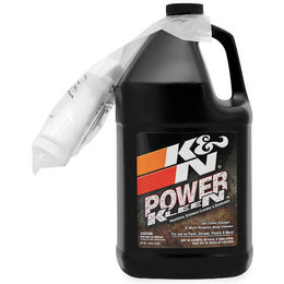 K&N Power Kleen Air Filter Cleaner 1 Gallon 99-0635 Unpainted