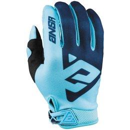 Answer Racing Mens AR-1 AR1 MX Gloves Blue