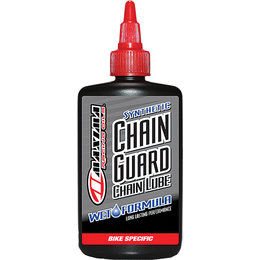 Maxima Full Synthetic Chain Guard Lubricant 4 Oz 95-01904 Unpainted