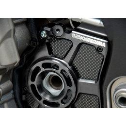 Yoshimura Works Edition Front Sprocket Cover F/ BMW S1000RR 2010-13 901HA152010 Black