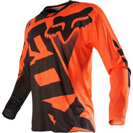 Fox Racing Mens 360 Shiv Jersey Orange