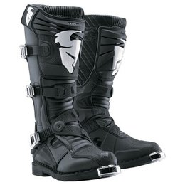 Black Thor Ratchet Boots Us 7