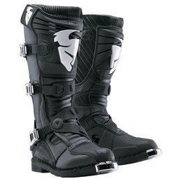 Black Thor Ratchet Boots Us 7