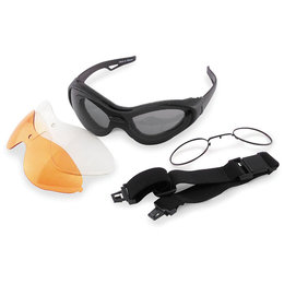 Black Bobster Spektrax Convertible Goggles W Optical Insert
