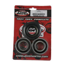 N/a Pivot Works Atv Wheel Bearing Kit Rear For Suzuki Lt-z250 Ozark