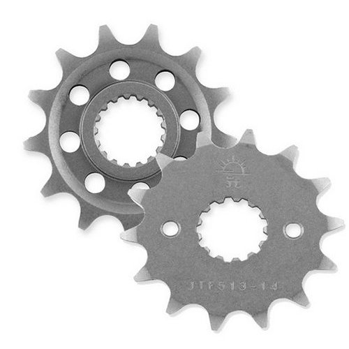 JT Sprockets JTF1329.12 12T Steel Front Sprocket