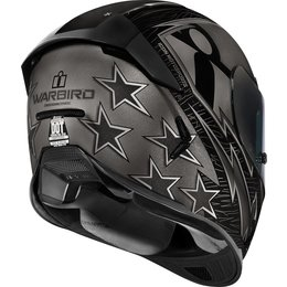 Icon Airframe Pro Warbird Full Face Helmet Black