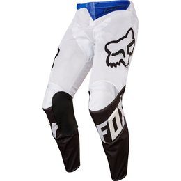 Fox Racing Youth Boys 180 Race Airline Vented MX Motocross Riding Pants White
