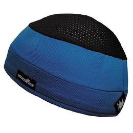 Blue Do Wrap Sweatvac Ventilator Cap One Size