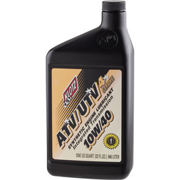 Klotz ATV/UTV Synthetic Engine Lubricant 10W-40 32 Ounce Each ATVUTV-1040 Unpainted