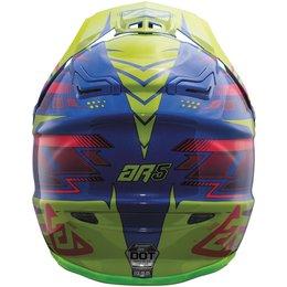 Answer Racing AR-5 AR5 MIPS MX Helmet Multicolored
