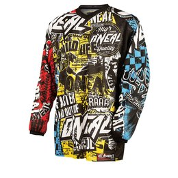 Multi Oneal Boys Element Wild Jersey 2015