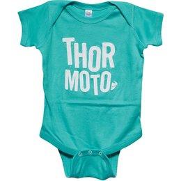 Thor Infant Girls Crush Supermini Bodysuit Blue
